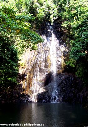 Waterfall by Alegria, Siargao