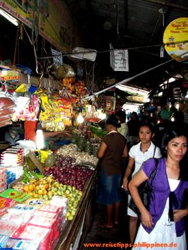 markethall in Puerto Princesa