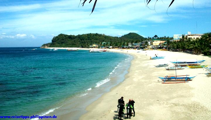 White Beach Puerto Galera Mindoro